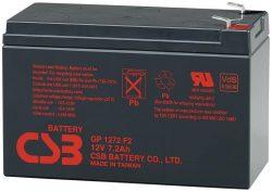 CSB GP1272 12V 7.2Ah Battery